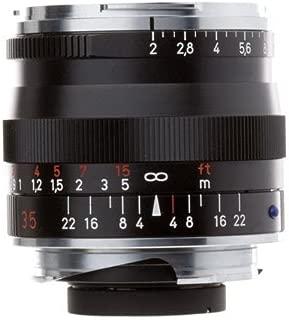 Zeiss Biogon T 2/35 ZM 1365-659 35mm f/2 Manual Focus Lens, Black