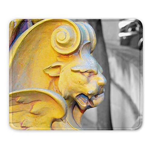 Escultura de Praga Checa Alfombrilla de ratón Regalo de Rec
