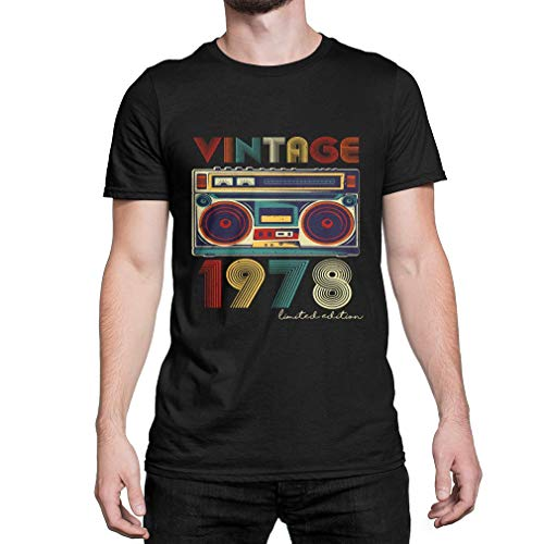 SKQIT Funny Birthday Gifts Vintage 1978 Men