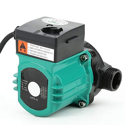 Circulatiepomp, 220V 100W 3/4 inch 50Hz circulatiepomp, ultrastille automatische waterpomp, met koperdraadmotor