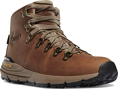 Danner Women's 62251 Mountain 600 4.5' Waterproof Hiking Boot, Rich Brown - 9 M