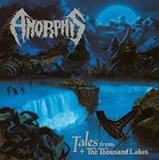 Tales From the Thousand Lakes by Amorphis (1995-06-21)