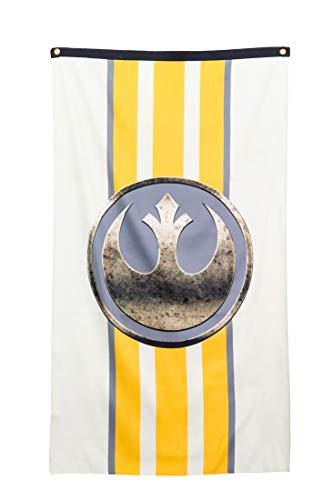 Calhoun Star Wars Insignia Wall Banner (30' x 50') (Rebel Alliance)