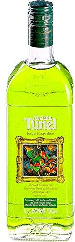 Absenta Licor Cuadro Verde 70º, 70 cl