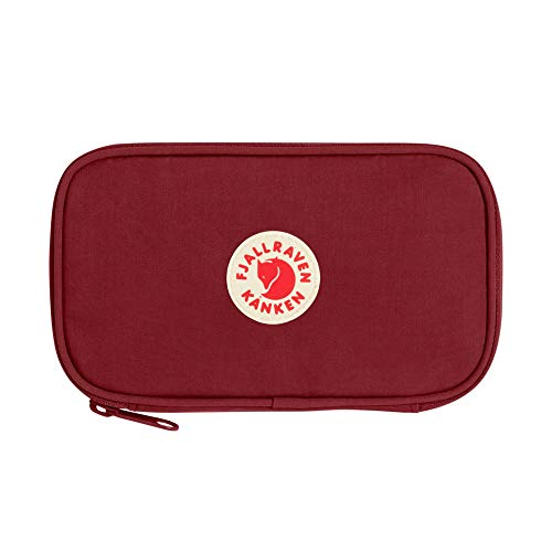 FJÄLLRÄVEN Kånken Travel Wallets and Small Bags, Ox Red, 19 cm