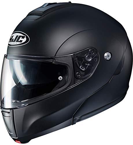 HJC Helmets HJC C90 Negro Mate L, Adultos Unisex
