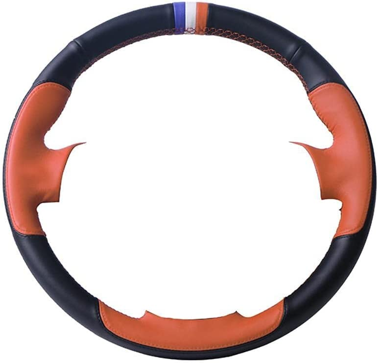 Max 68% OFF NFRADFM DIY Hand-Stitched car Steering Cover Popular products Accessories Wheel L