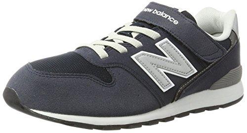 New Balance New Balance, Unisex-Kinder Sneaker, Blau (Navy), 39 EU (6 UK)