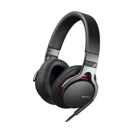 SONY 密閉型ヘッドホン ハイレゾ音源対応 リモコン・マイク付 ブラック MDR-1RMK2/B