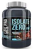 Life Pro Isolate Zero 1Kg | Suplemento Deportivo de Proteína de Suero Aislada, Suplemento Proteísnas para Mejora y Crecimiento del Sistema Muscular, Aumenta Resistencia, Sabor Chocolate Belga