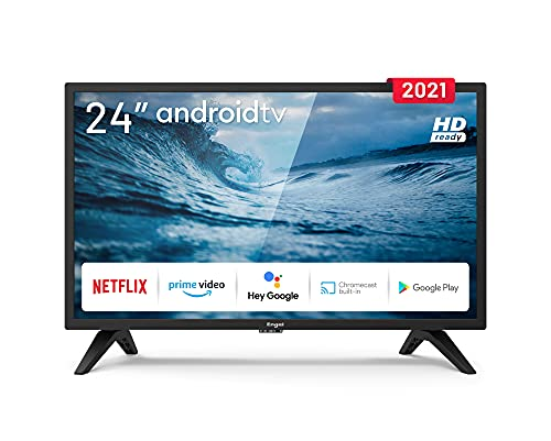 "Engel TV LE2490ATV LED 24"" TDT2/C Wi-Fi Android TV"