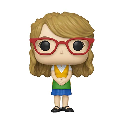 Funko- Pop Vinilo: Big Bang Theory S2: Bernadette Figura