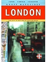 Knopf MapGuide: London by Knopf Guides (2004-02-03)