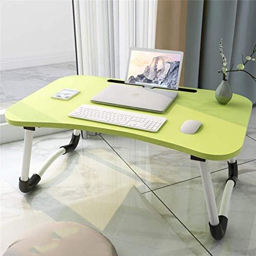 MotBach Cama Plegable Plegable de Mesa de Escritorio, Cama de Mesa para Laptop, para sofá Cama terraza balcón jardín Mesa Plegable (Color : C)
