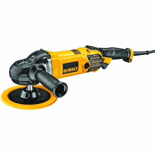 DeWalt DEWALT Variable Speed Poliermaschine 240V DWP849X**U.K Import**** UK PLUG ** ** ADAPTER FÜR UK PLUG LIEFERUMFANG **