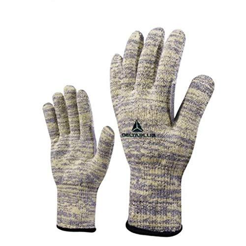 CYHX Cut-proof handschoenen, scheurbestendig, 5-level duim, anti-cut beschermende handschoenen