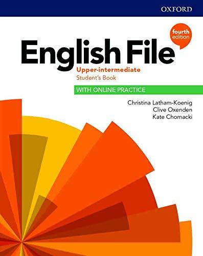 English file. Upper intermediate. Student's book. Per le Scuole superiori. Con espansione online