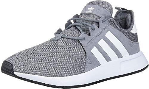 adidas Originals Men's X_PLR Hiking Shoe, Grey/FTWR White/core Black, 8 M US