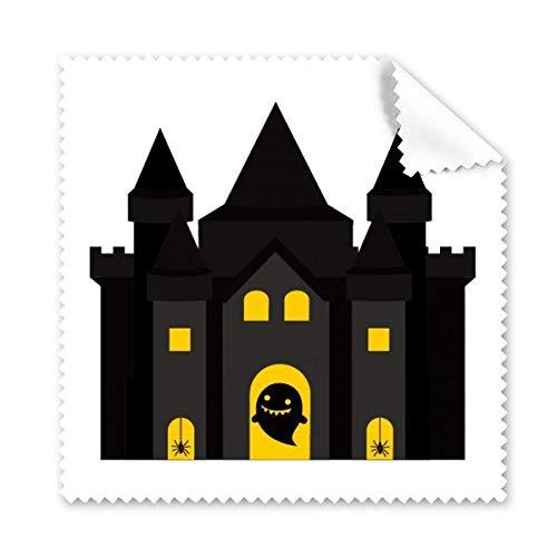DIYthinker Castillo de Hadas Ejemplo del Cuento de vidrios Coloridos de Tela paño de Limpieza para la Pantalla del teléfono Limpiador de 5 x Regalo