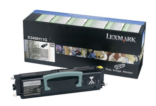 X340H11G Lexmark X342n Tonerkartusche Schwarz