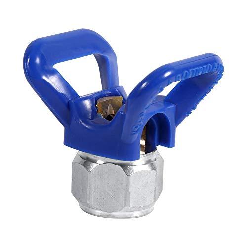 Pistolet Pulvérisateur de Peinture Airless Garde de Siège de Buse plate pour pulvérisateur Outil universel pour Graco Titan Wagner Pulvérisateur de peinture