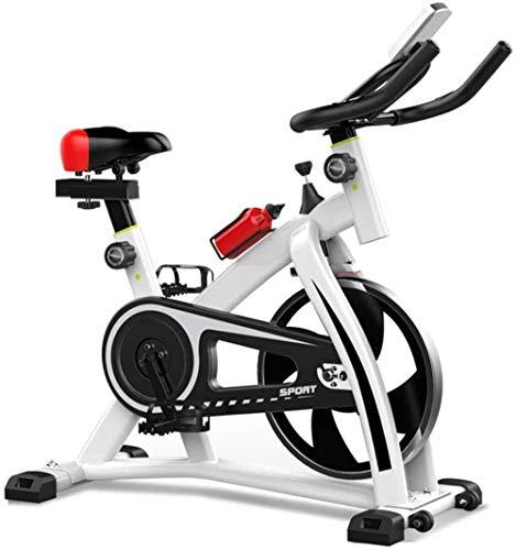 Bicicleta de spinning para interior y ciclismo, bicicleta de ejercicio vertical, ultra silenciosa, 200 kg, apto para interior