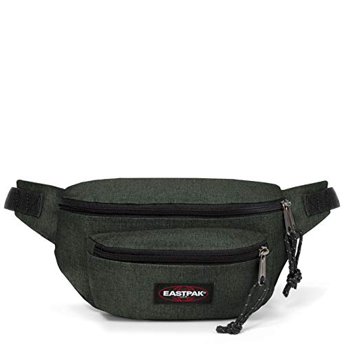 Eastpak Doggy Bag Riñonera, 27 cm, 3 L, Verde (Crafty Moss)
