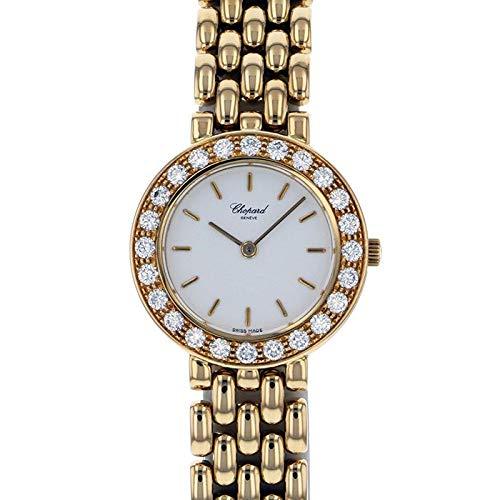 ショパール Chopard シルバー文字盤 中古 腕時計 レディース (W167994) [並行輸入品]