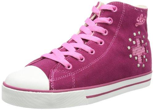 Lico Fanny, High-Top Fille - Rose - Pink (Pink), 32 EU