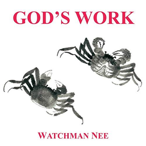 God's Work audiobook cover art