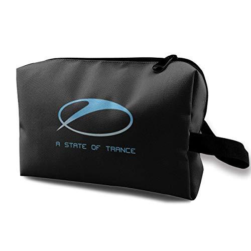 Armin Van Buuren Cool Cosmetic Bag Storage Bolsa de maquillaje de viaje