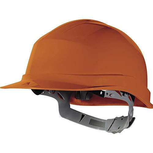 VENITEX - Casco Zircon I colore grigio arancione