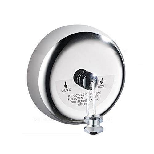 OlBu Retráctil tendedero tendedero secador de Ropa, 304 Acero Inoxidable