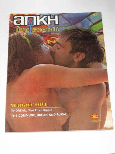 Ankh Life Symbol Vintage Nudist Magazine Vol 1 #4...