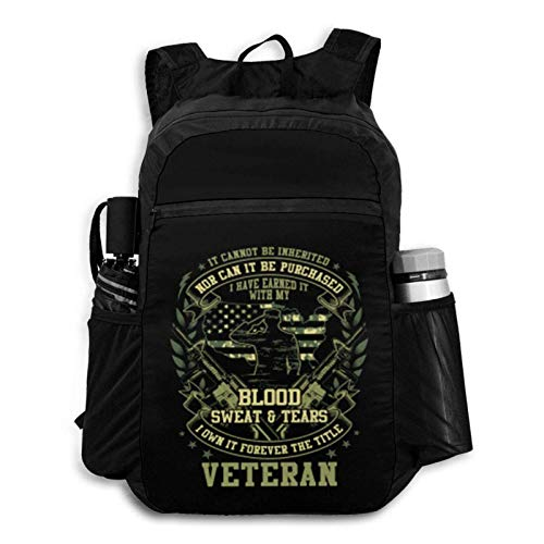 Foldable Backpack Traveling it Can't be Inherited nor can it be Purchased Portable Storage Bag Hiking Bag Hiking Leisure Bag