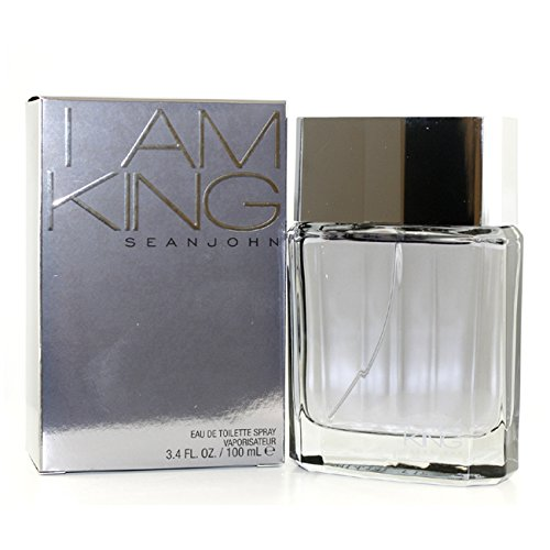 Sean John I Am King, Eau de Toilette spray, 100 ml