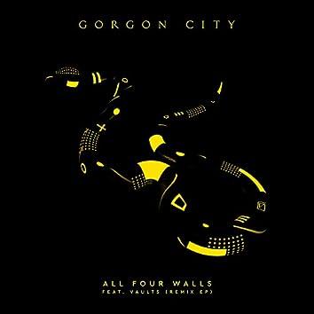 All Four Walls - EP (Remixes)