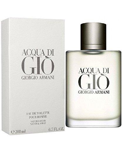 Giorgio Armani–acqua di Gio, profumo da uomo, da 200ml