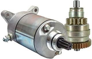 SMU0061K New DB Electrical Starter And Drive Combo Kit For Polaris ATV UTV 325 330 335 425 500 Sportsman Scrambler Magnum Trail Boss Ranger 113528 410-54020 18645 495713 SMU0061K