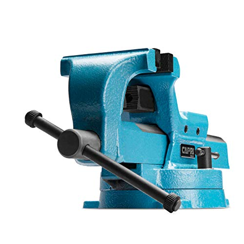 """Capri Tools 10515 Ultimate Grip Forged Steel Bench Vise, 4"""""""