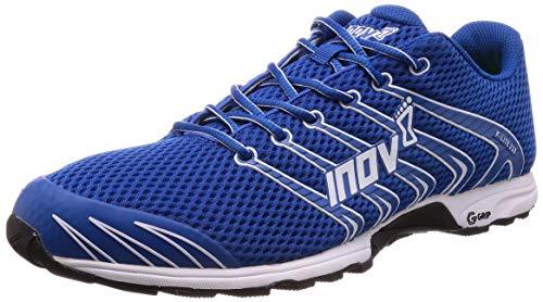 Inov-8 Unisex F-Lite G 230 V2 Cross Training Shoes, Blue/White, 9 US Men