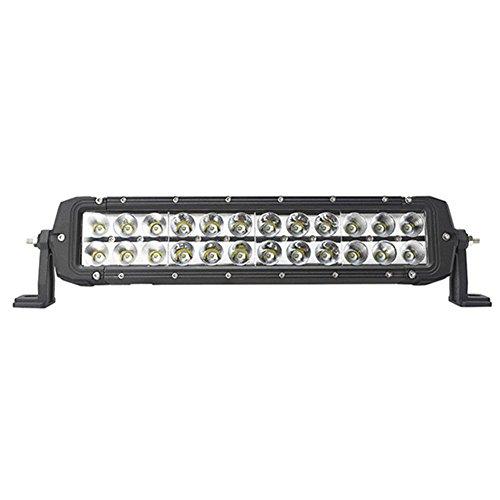 CREE LED-Chips-Stab-Lichtstrahl-verbiegendes Licht Off-Road Tuck Anhänger-Auto-Kapitän Doppelscheinwerfer -72W