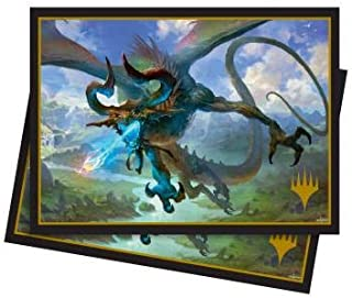 Elder Dragons: Nicol Bolas, The Ravager Standard Deck Protector Card Sleeves 100 ct.