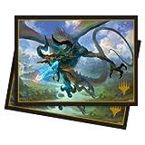 Elder Dragons: Nicol Bolas, The Ravager Standard Deck Protector Card Sleeves 100 ct.