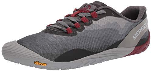 Merrell Women#039s Vapor Glove 4 Shoe Charcoal/Syrah 9 M US