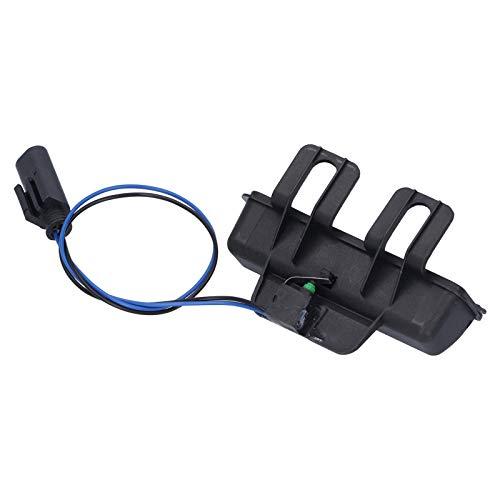 Qiilu Maniglia portellone bagagliaio interruttore a rilascio maniglia Interruttori bagagliaio auto portellone posteriore A4517470187 Sostituire la misura per Smart Fortwo Passion / Pure