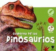 Cuaderno de los Dinosaurios: 13 (Libros juego)