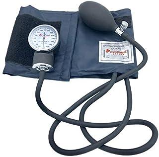 فشارسنج دستی دستی - فشارسنج پزشکی آنیروئید با کیف حمل ، سرمه ای