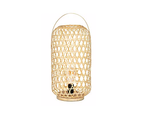 ANDREA HOUSE Lámpara de Mesa de bambú