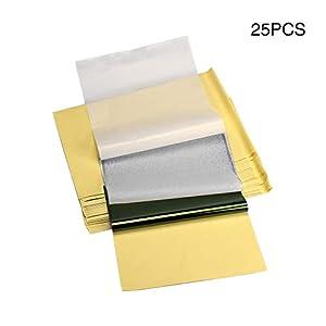 ATOMUS 25 hojas papel transfer Tattoo Carbon Thermal Tracing Carbon Plantilla Papel Transfer Papel A4 tamaño para impresora Tattoo eléctrica